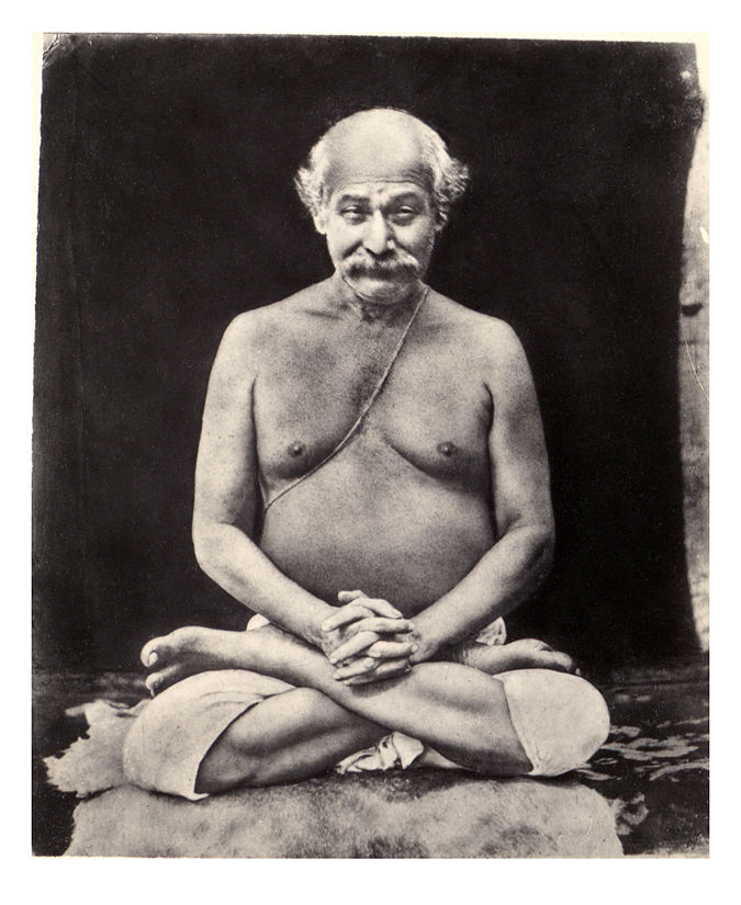 LAhiri Mahashaya - Original Photo